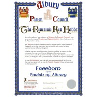 Albury Parish Council