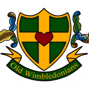 Highlight - Old Wimbledonians shield recreated from lower quality image